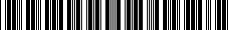 Barcode for 04685936AE