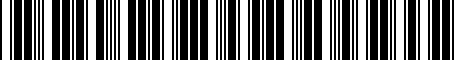 Barcode for 05013833AA