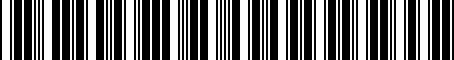 Barcode for 05133998AA