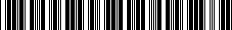 Barcode for 52087636AC