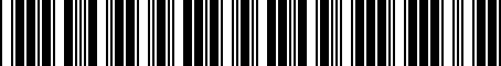 Barcode for 52101097AC