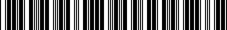 Barcode for 5FS43RK5AC
