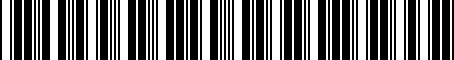 Barcode for 68005474AA