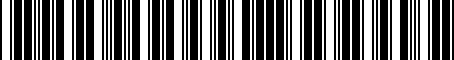 Barcode for S3RE14MCC5