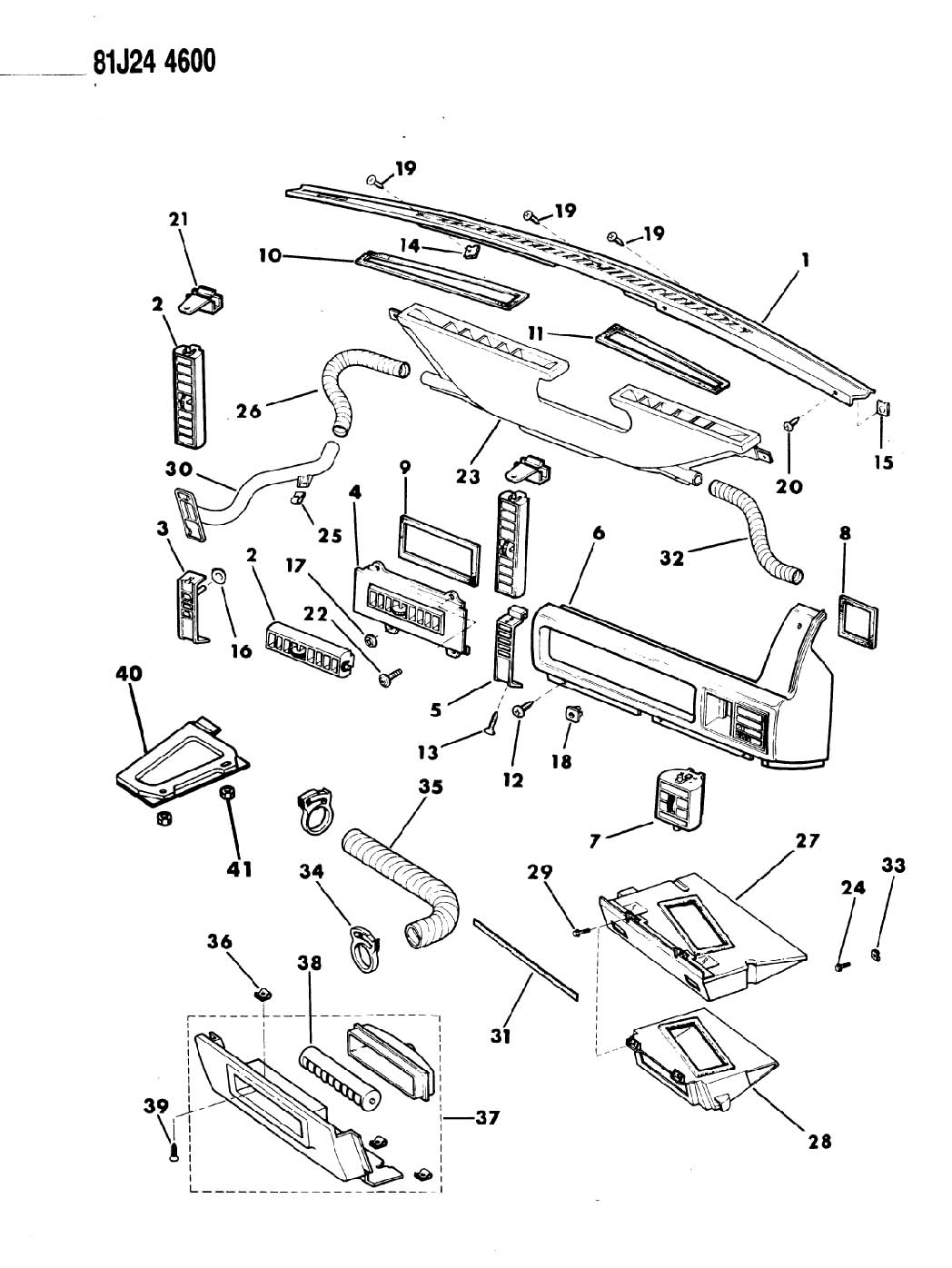 Cadillac Parts Diagram Great Design Of Wiring Fuse Box In 2002 Deville 1983 Auto Body Diagrams Online
