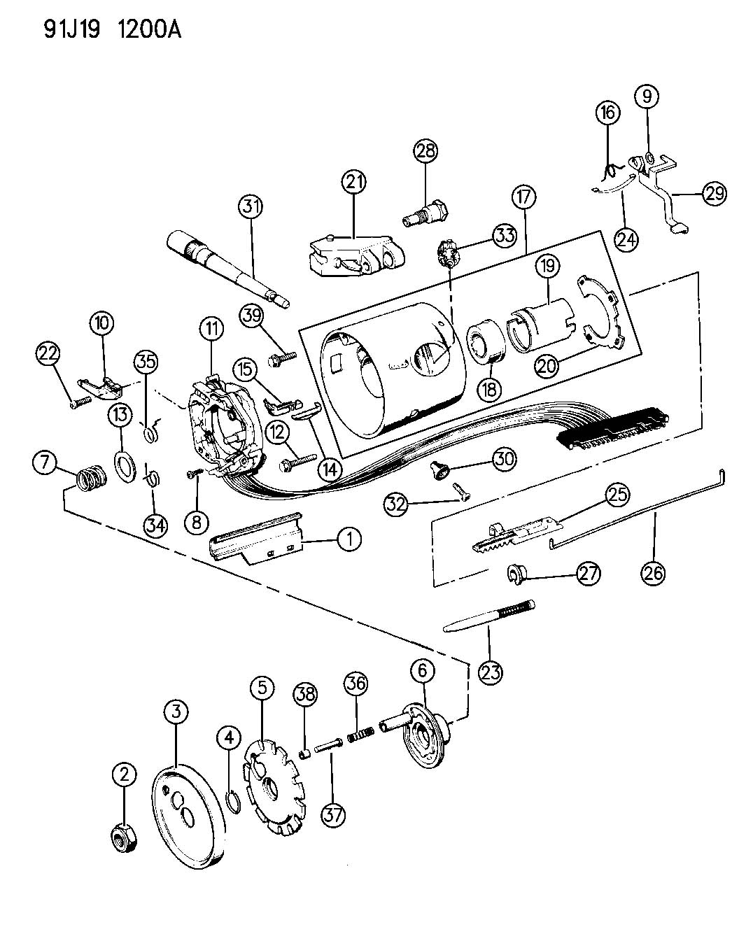 gear 2011 buick enclave engine diagram