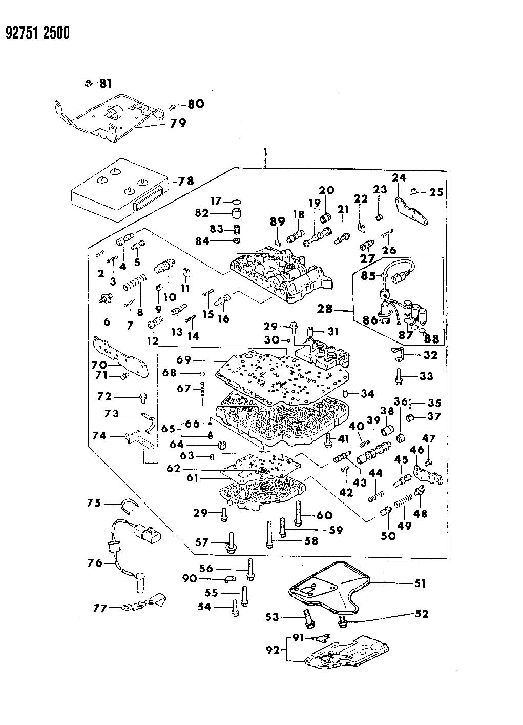 1967 ford c6 wiring diagram within ford wiring and engine