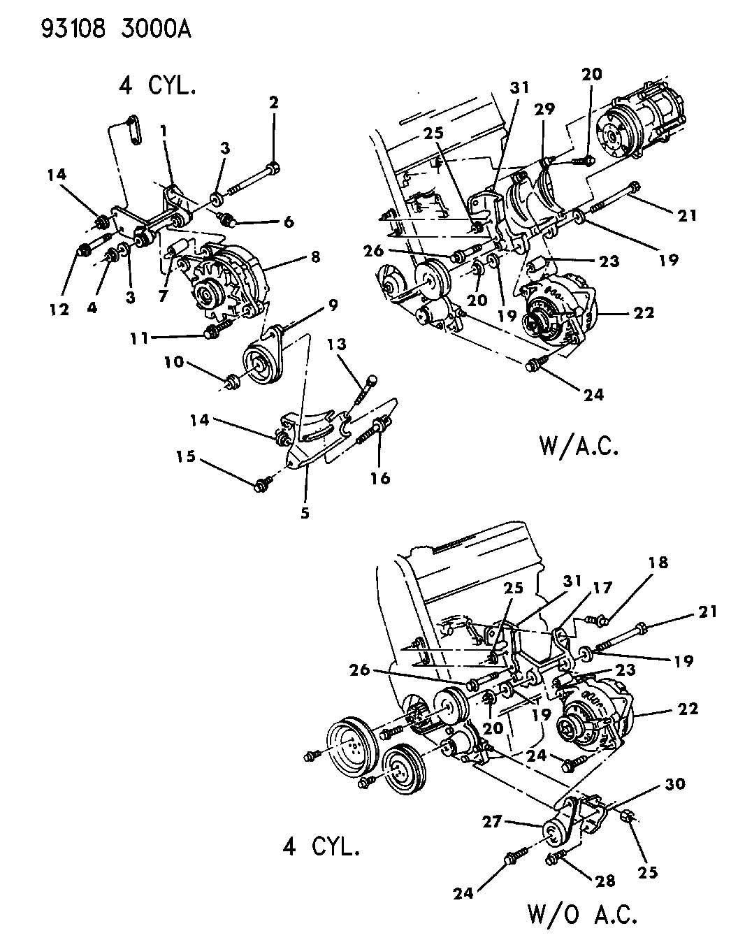 lexus is water pump auto parts online catalog html