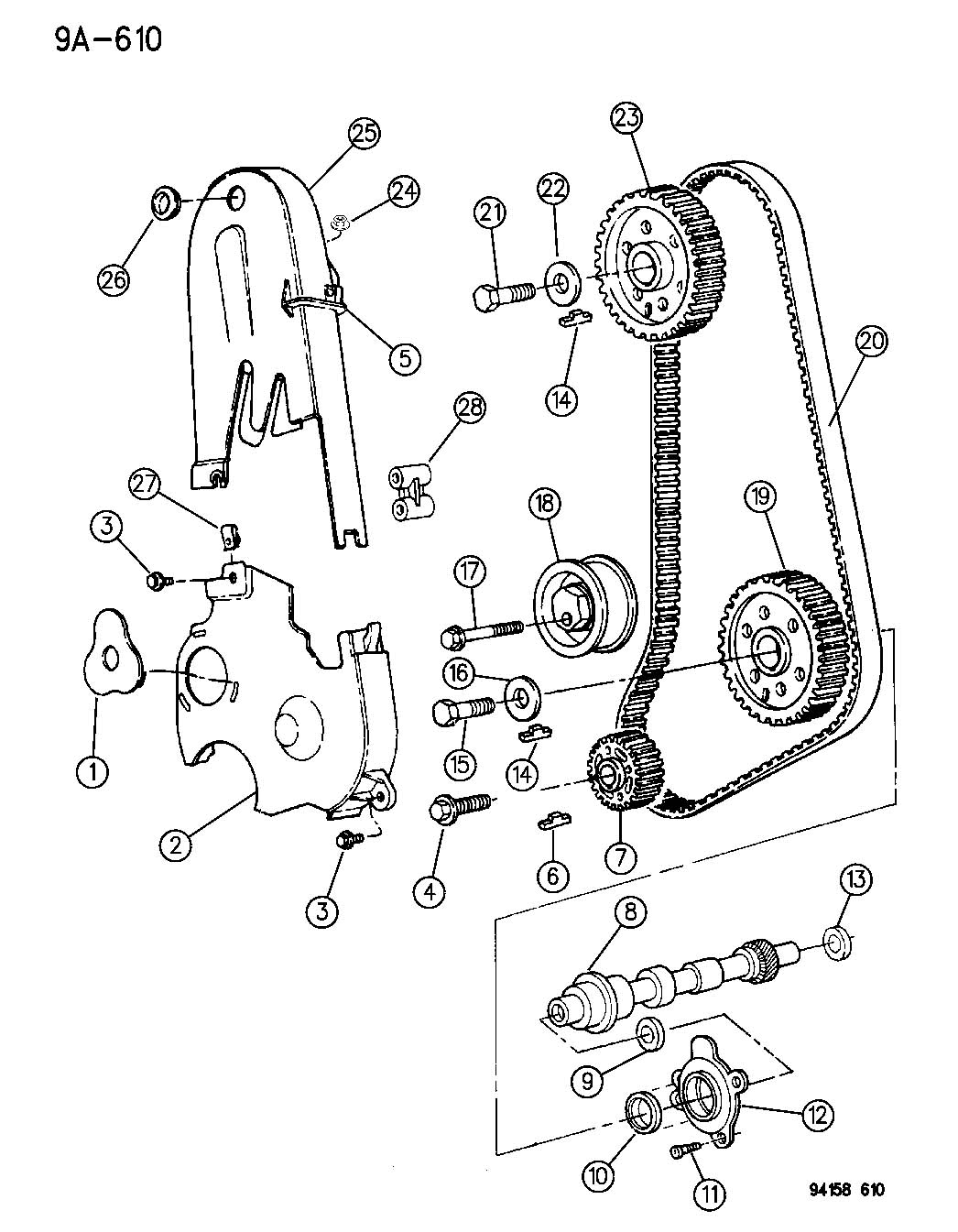 93 dodge dynasty fuse box  dodge  auto wiring diagram
