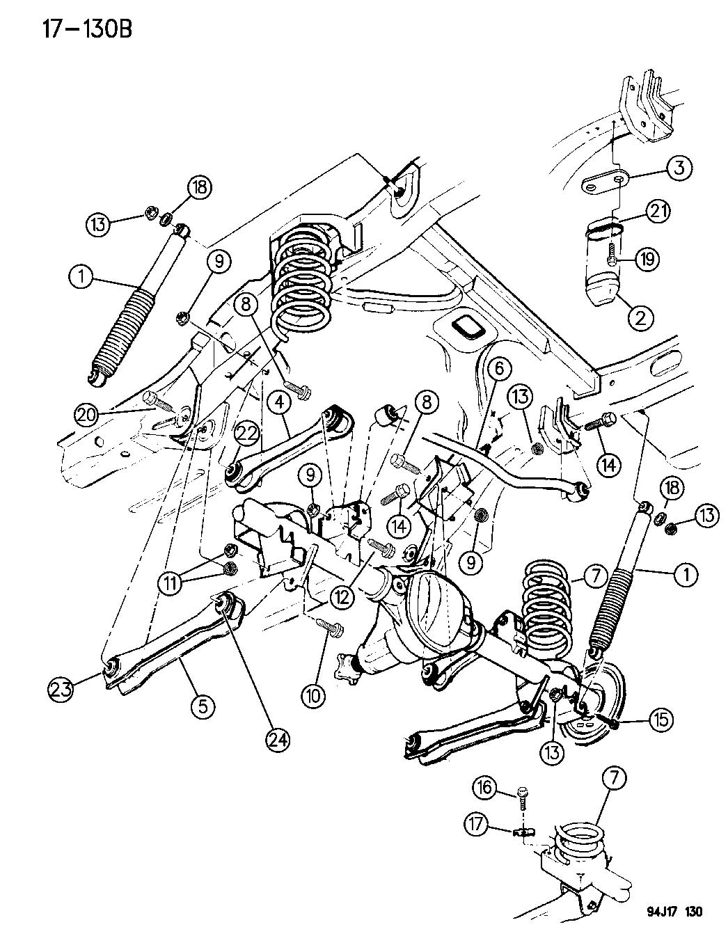 dodge neon suspension diagram  dodge  free engine image