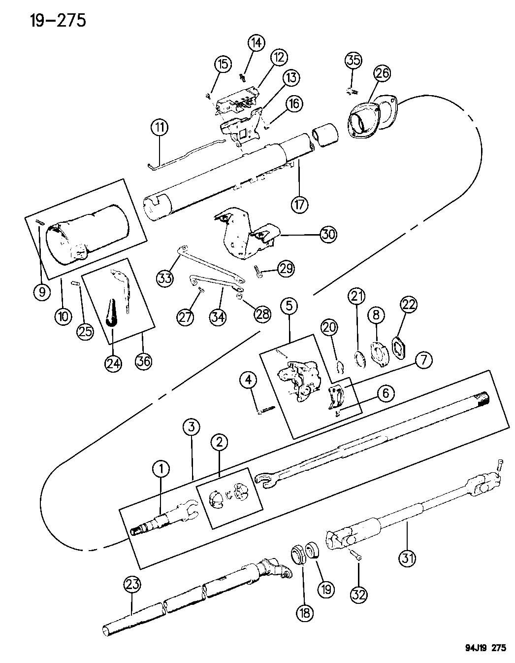 service manual  changeing gear shift assembly 2005