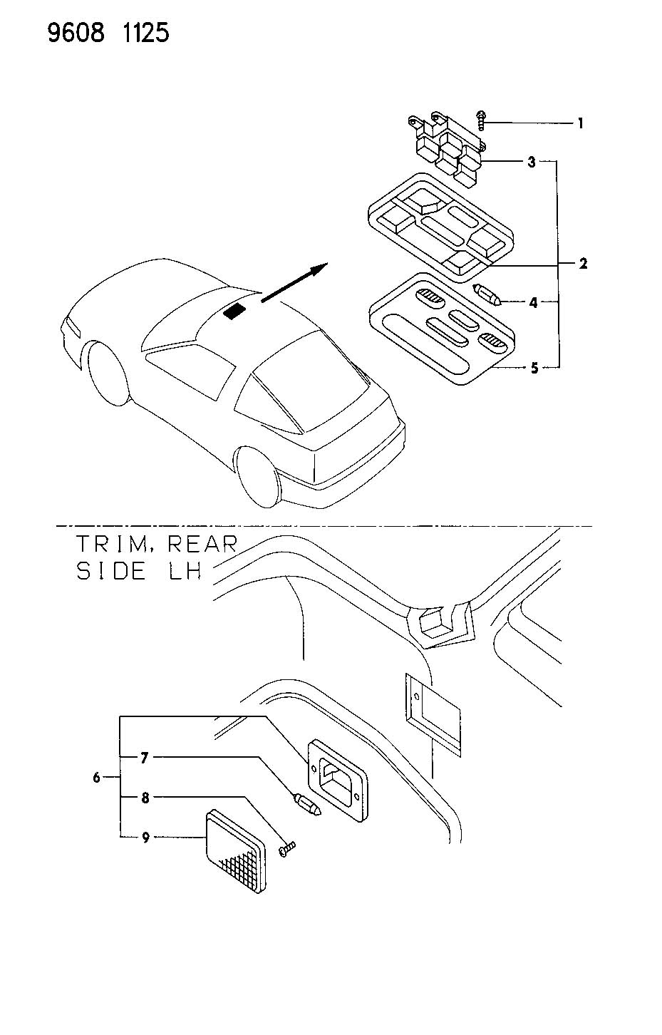 eagle talon turbo engine