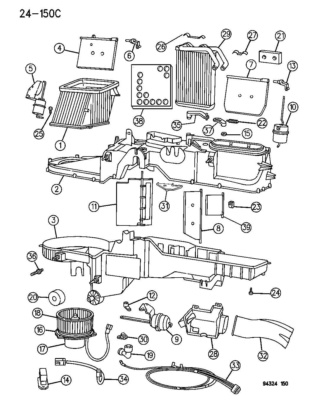 dodge ram 2500 actuator  heater  vent  defrost  ventdefrost  haahca  mobility  herear  dhc