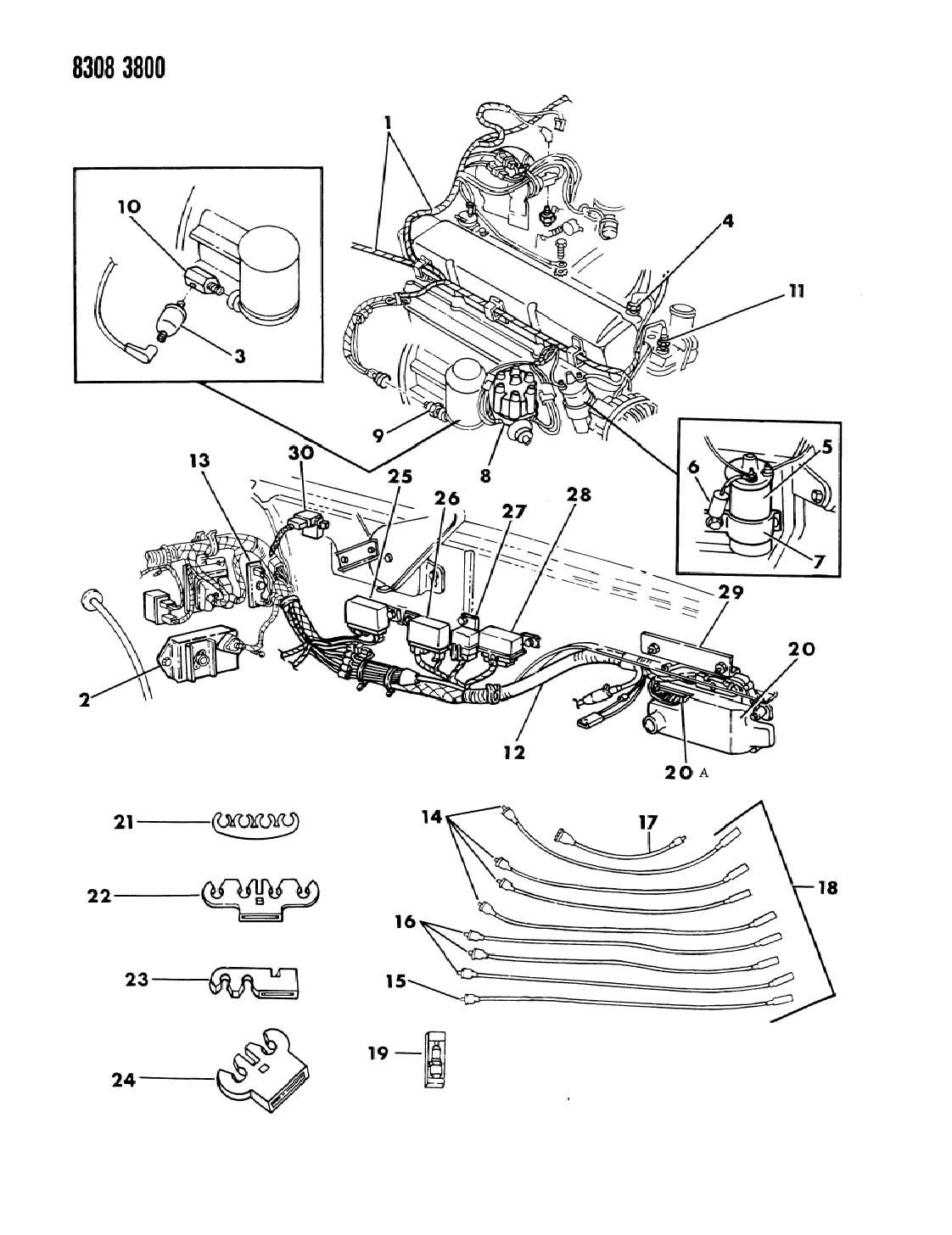 Diagram 1988 Dodge Dakota Wiring Diagram For Starter Mopar Full Version Hd Quality Starter Mopar Liveprin Oltreilmurofestival It