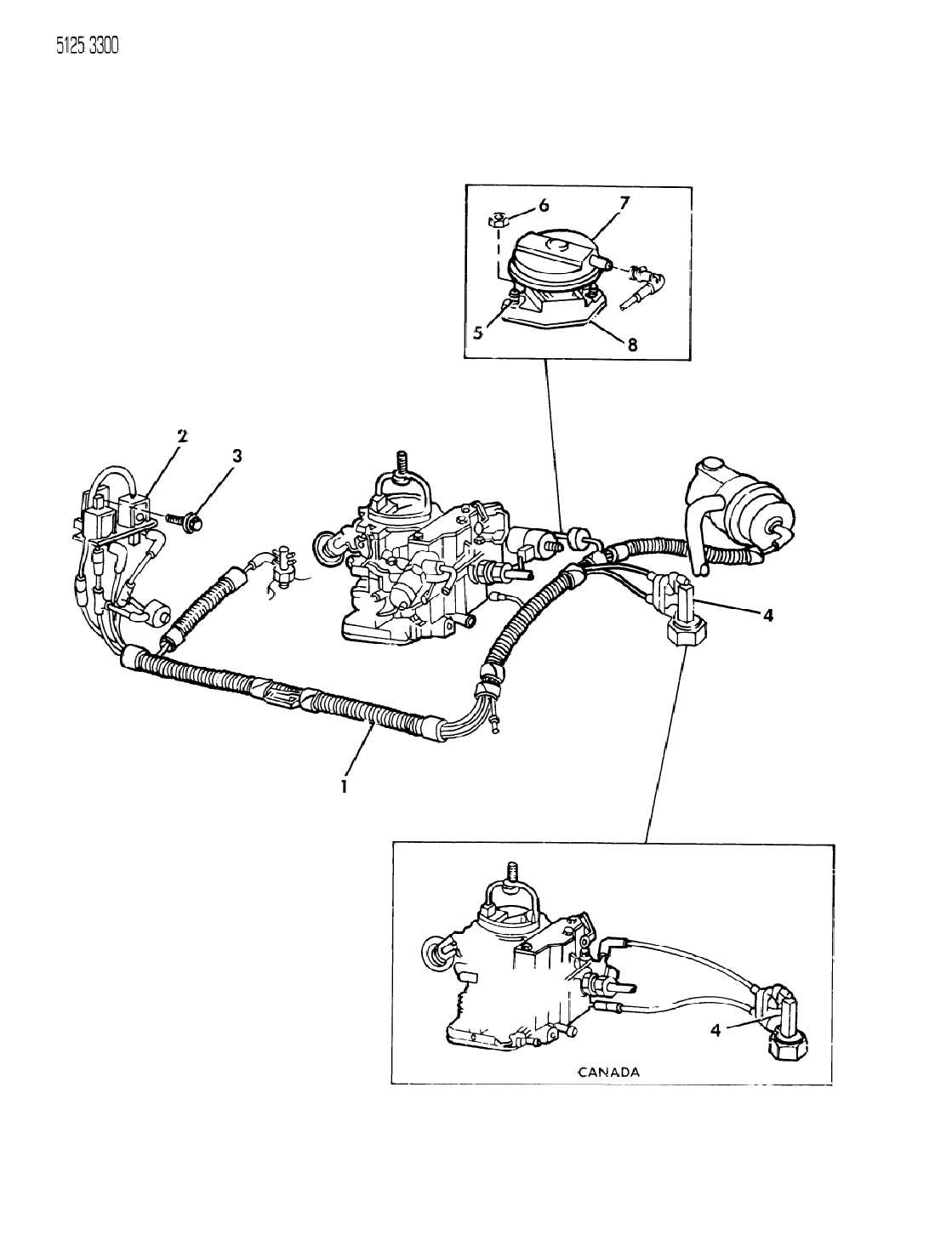 2001 Plymouth Prowler Screw  Self Piercing  25