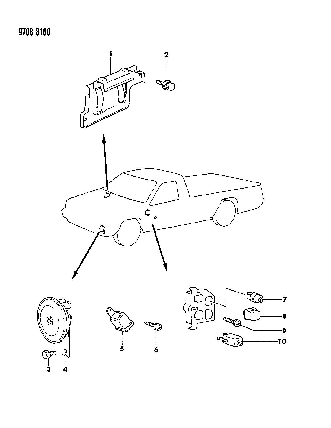 1987 mitsubishi montero carburetor diagram  1987  free