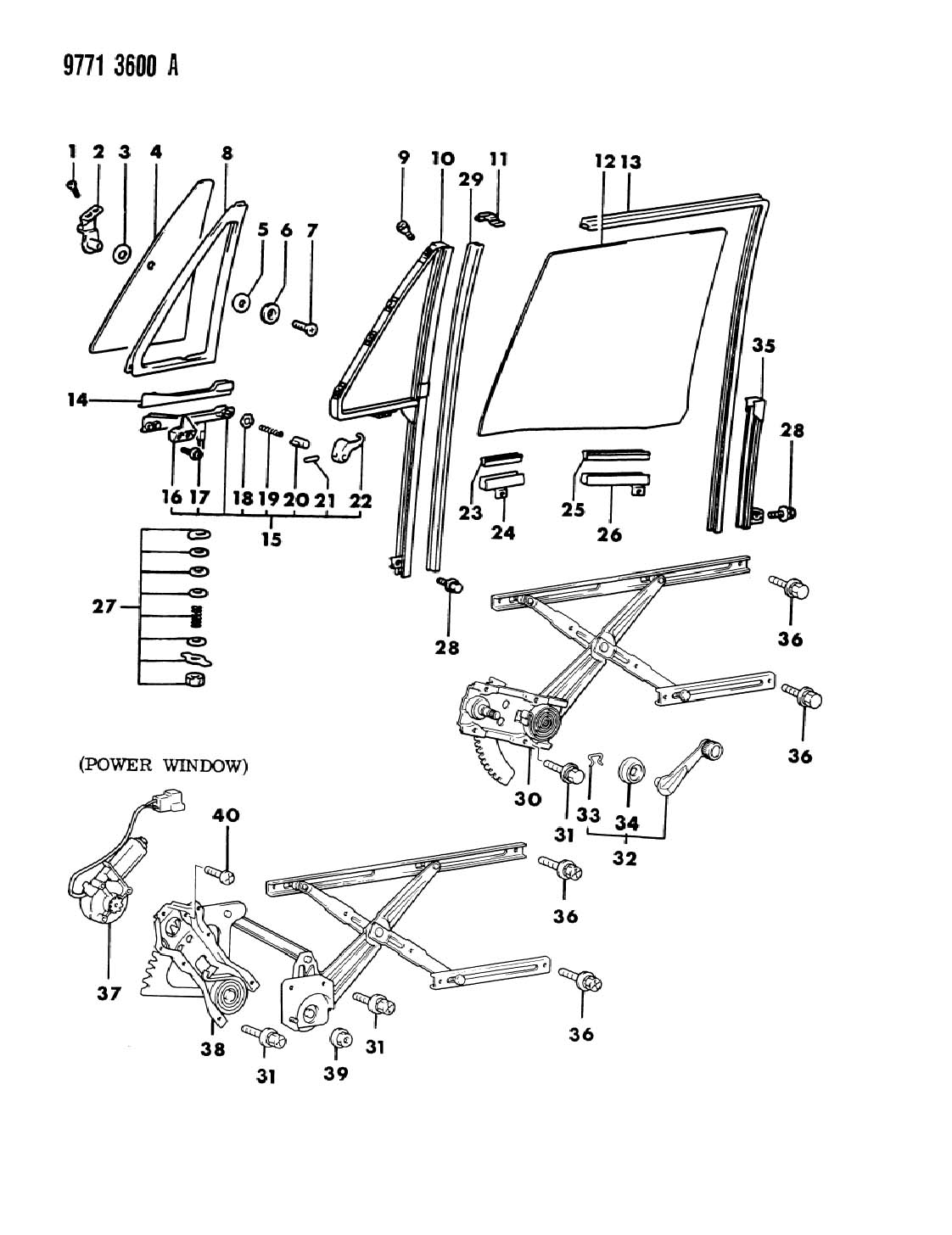 dodge aries wiring diagram