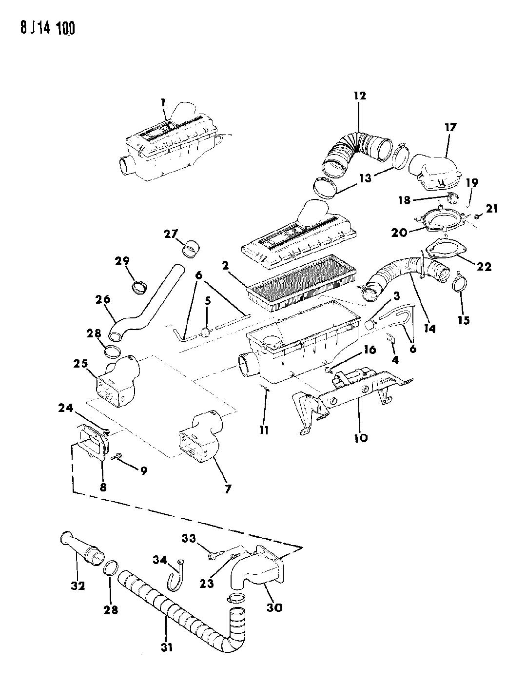 1988 Jeep Wrangler Engine Diagram Great Design Of Wiring Carburetor Dodge Ram 50 Parts Imageresizertool Com Specs 1998 And