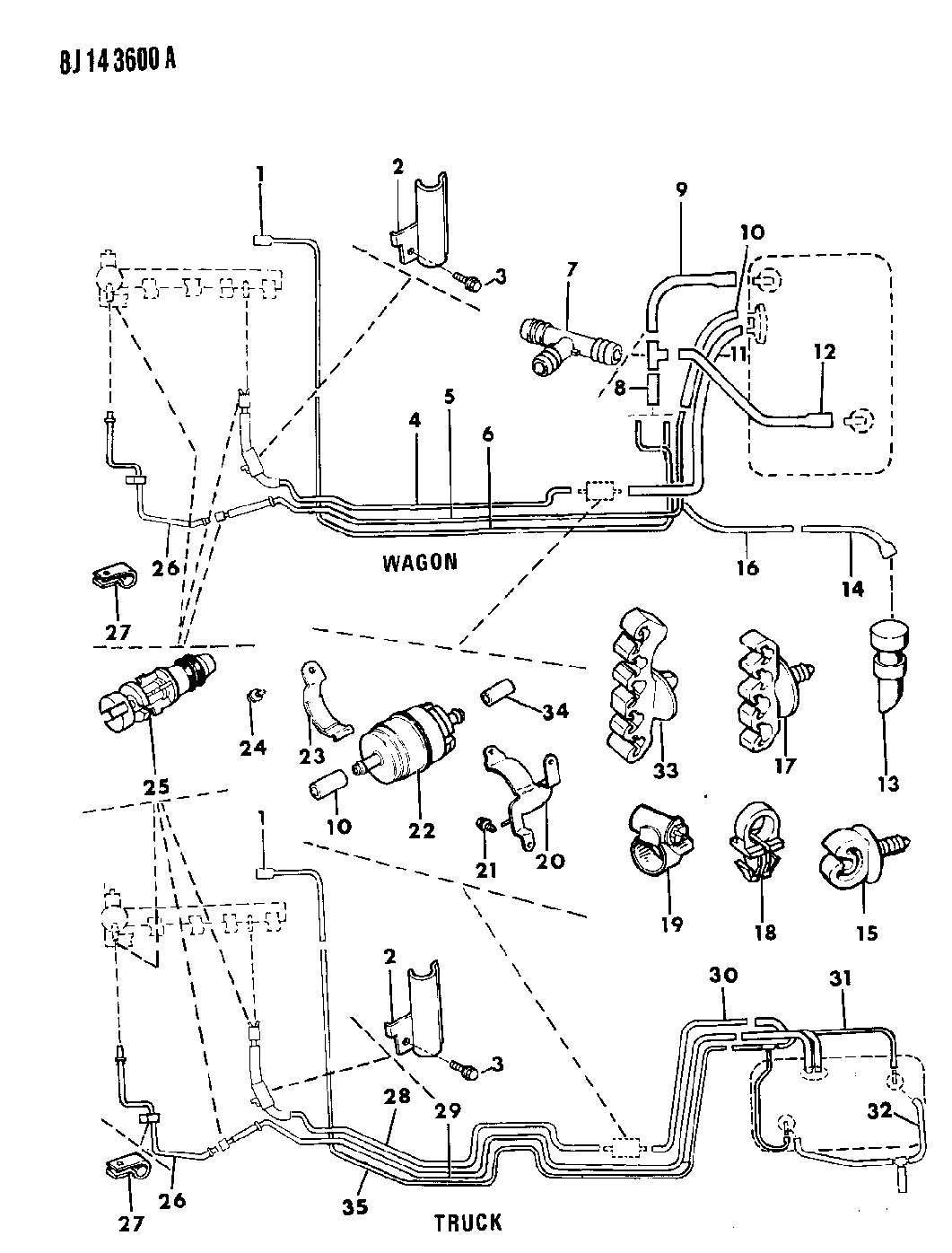 Jeep Comanche Parts Diagram Wire Data Schema Opamp Pulsewidth Modulator Circuit Tradeoficcom 1988 4 0 Engine 97 Grand Interior Concept