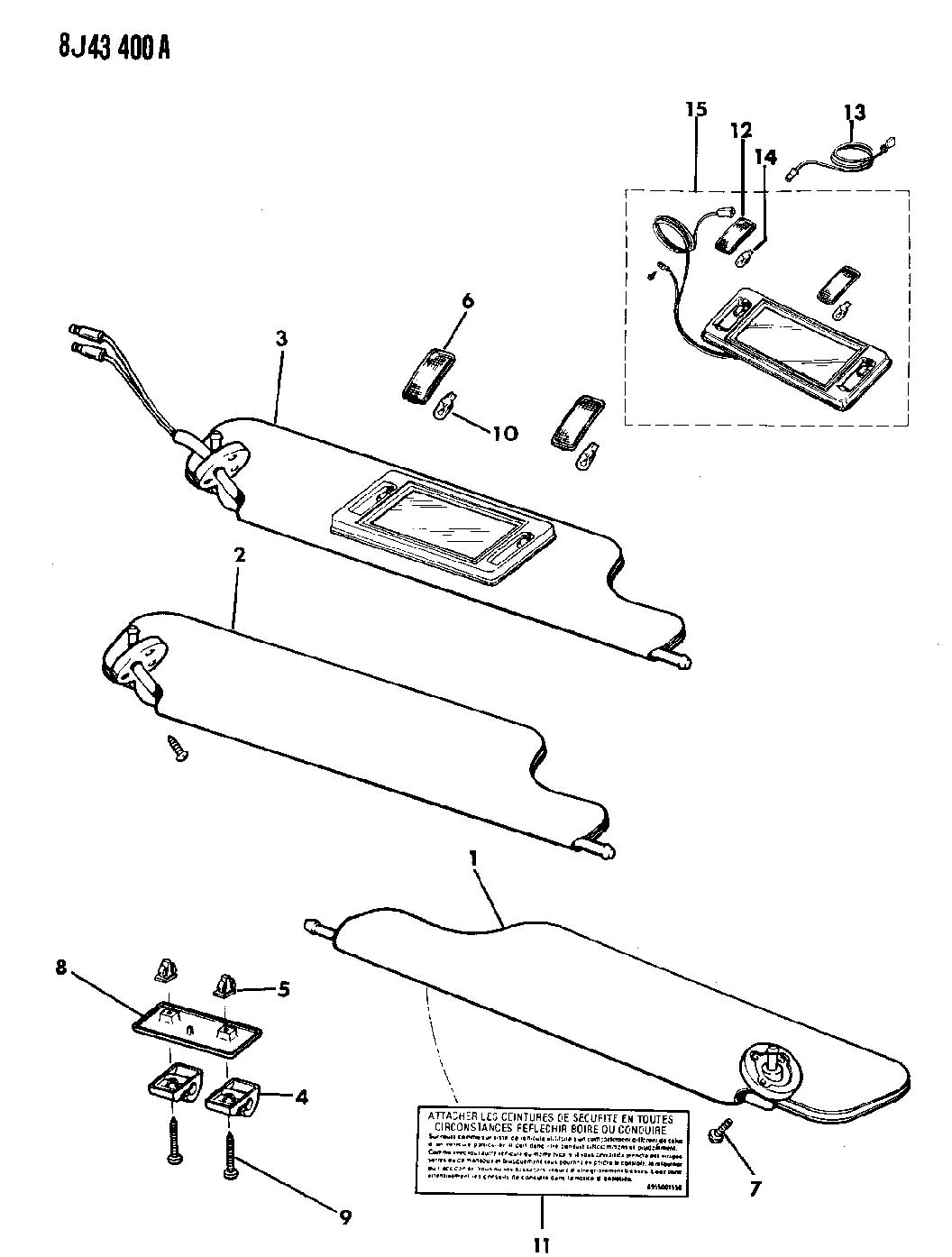bmw e34 front suspension diagram
