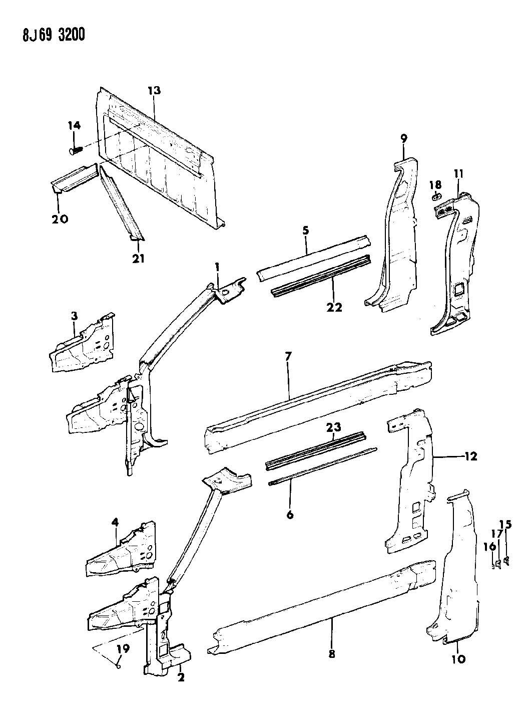 jeep cherokee floor pan repair