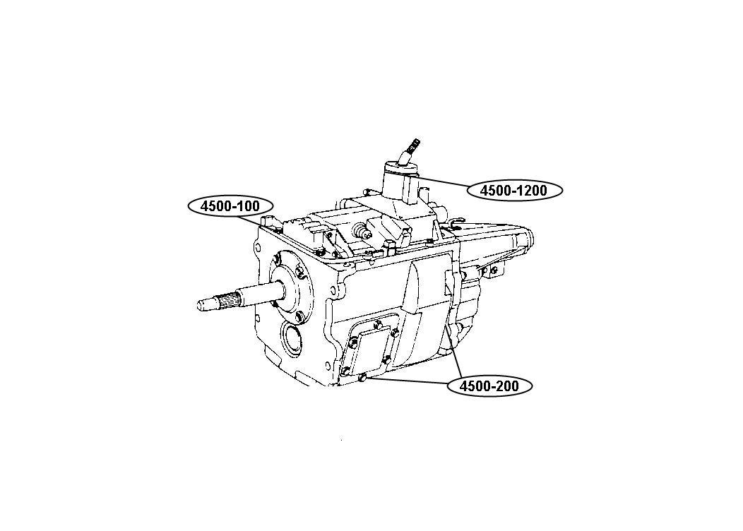 Diagram 99sf5 5 Speed Manual Transmission 2003 Sprinter Engine Transmissionembly