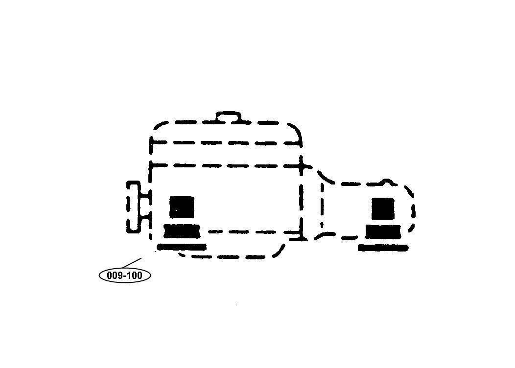 04202864  Chrysler Seal Reverse servo piston Synthetic