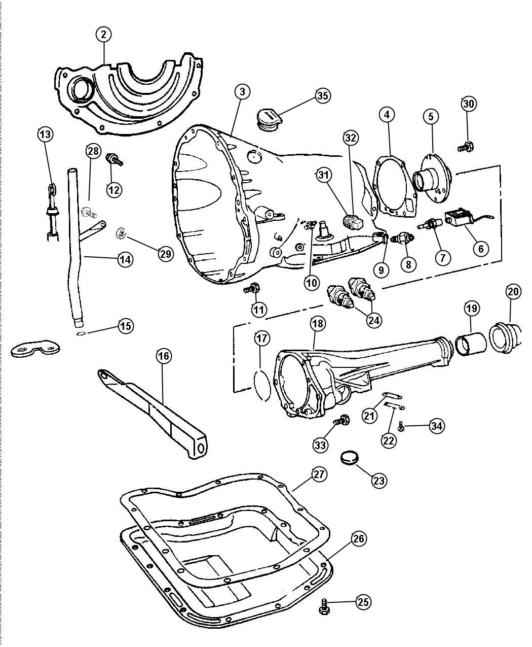 56038235 jeep connector wiring dgd factory chrysler