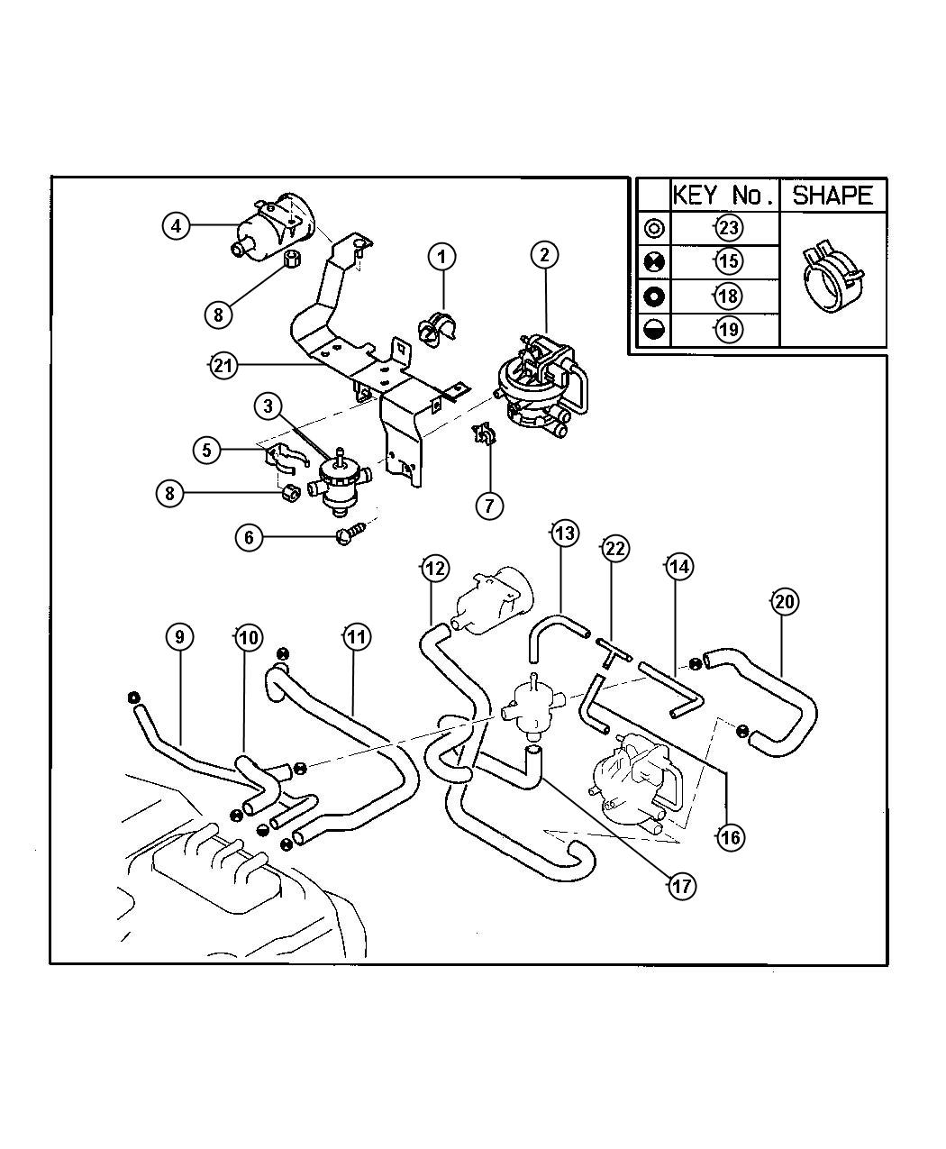 1993 dodge dynasty fuse box  dodge  auto wiring diagram