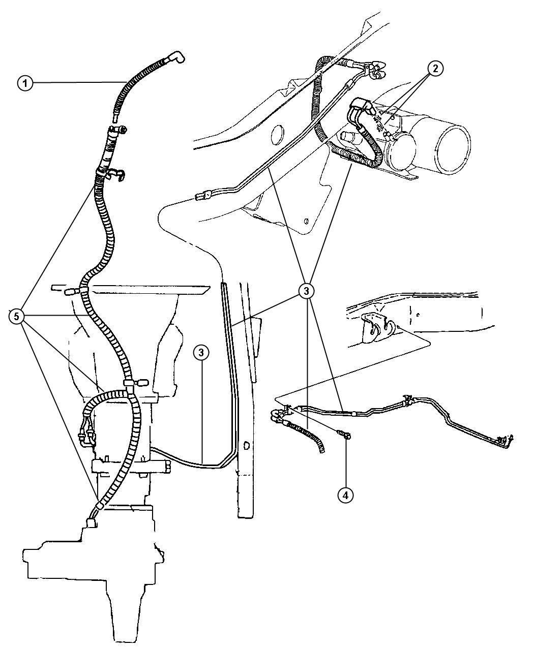Dodge 46re Wiring Diagram Re Transmission 1997 Auto On