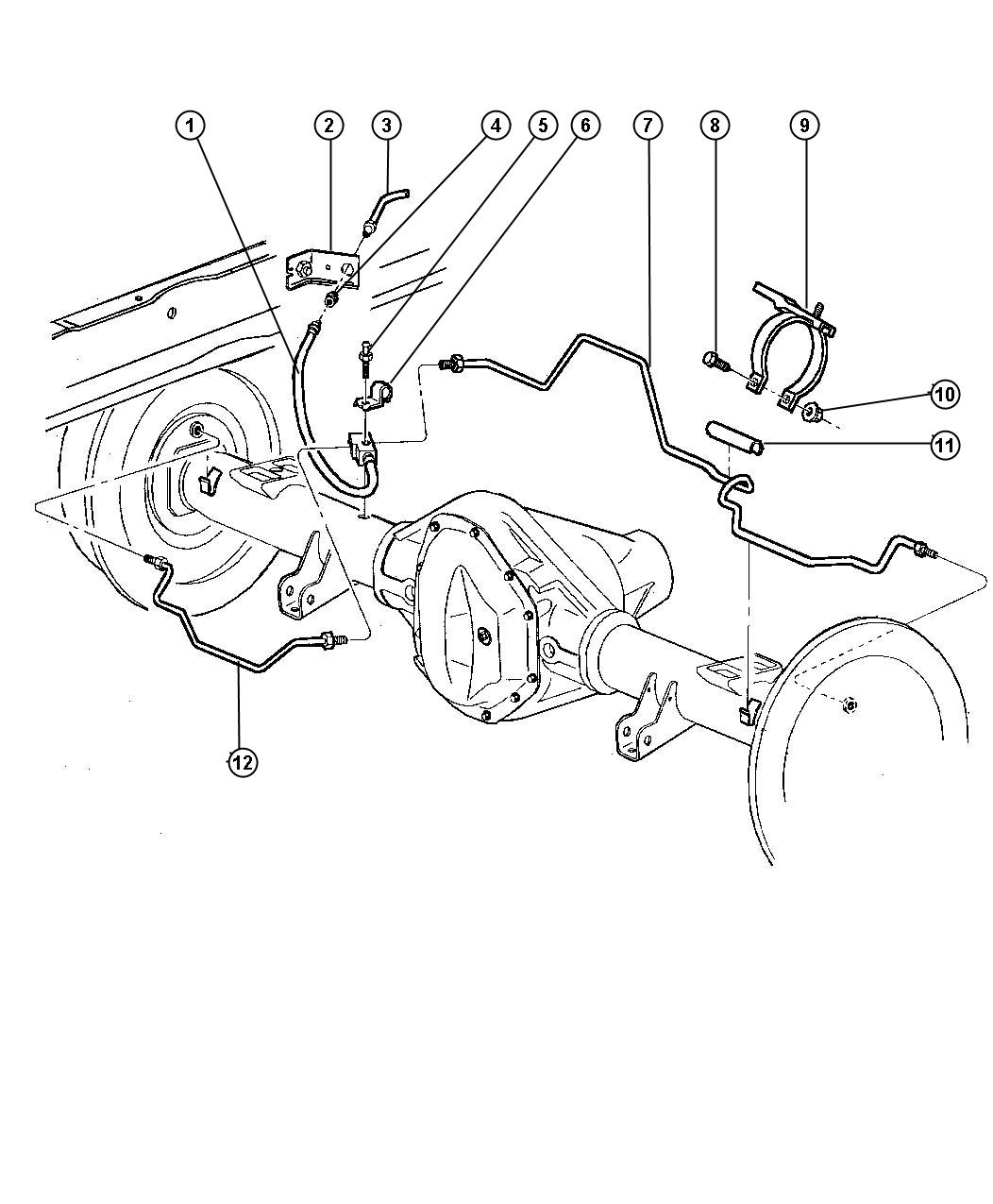 Dodge Dakota Brake System Diagram : Dodge ram stereo wiring diagram wirdig readingrat