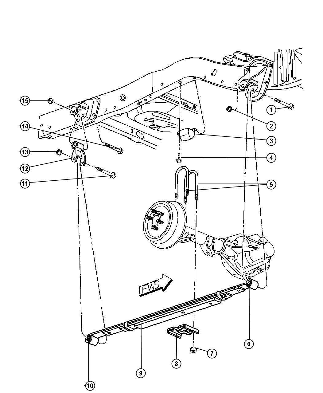 1997 dodge dakota 56021624 parts diagram  dodge  auto
