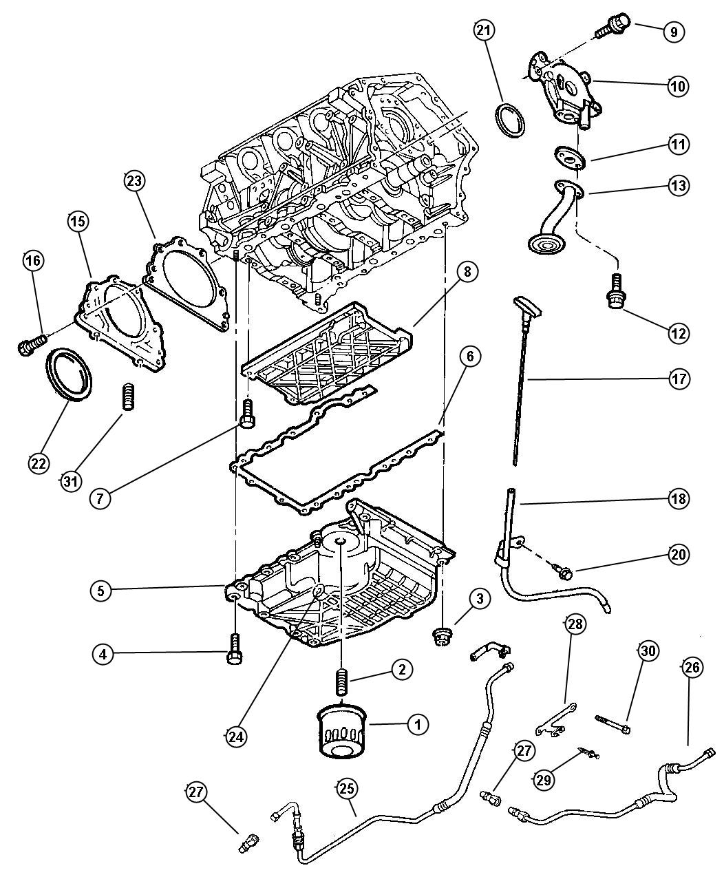 Dodge 2 7 Engine Diagram Wiring Library For 1999 Intrepid 2carpros Questions Get Free