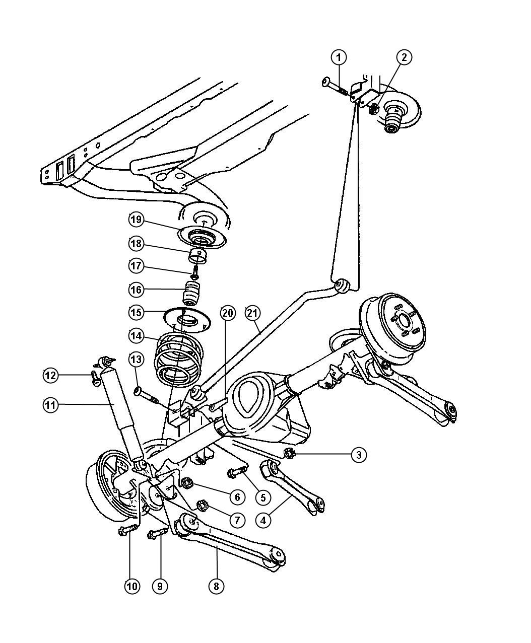 jeep wrangler tie rod diagram