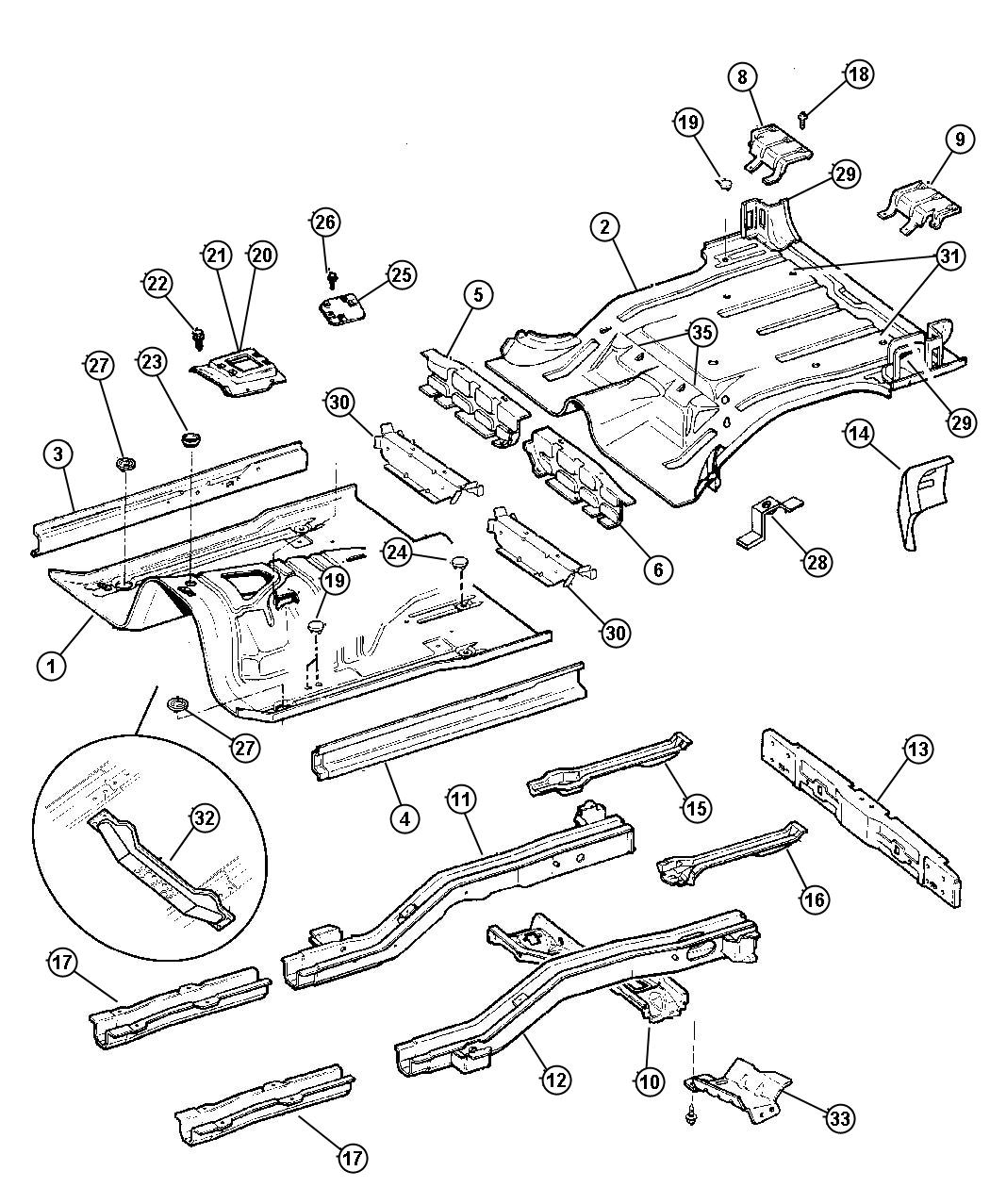 1999 isuzu trooper parts catalog