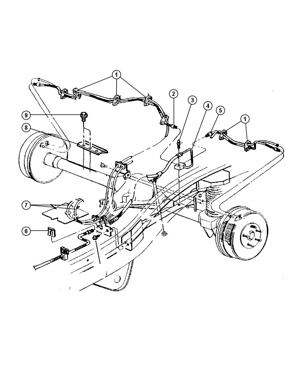 2001 Jeep Cherokee Rear Brake Diagram Real Wiring 2002 Grand Radio Dodge Ram Free Engine Image 1998 Starter Circuit