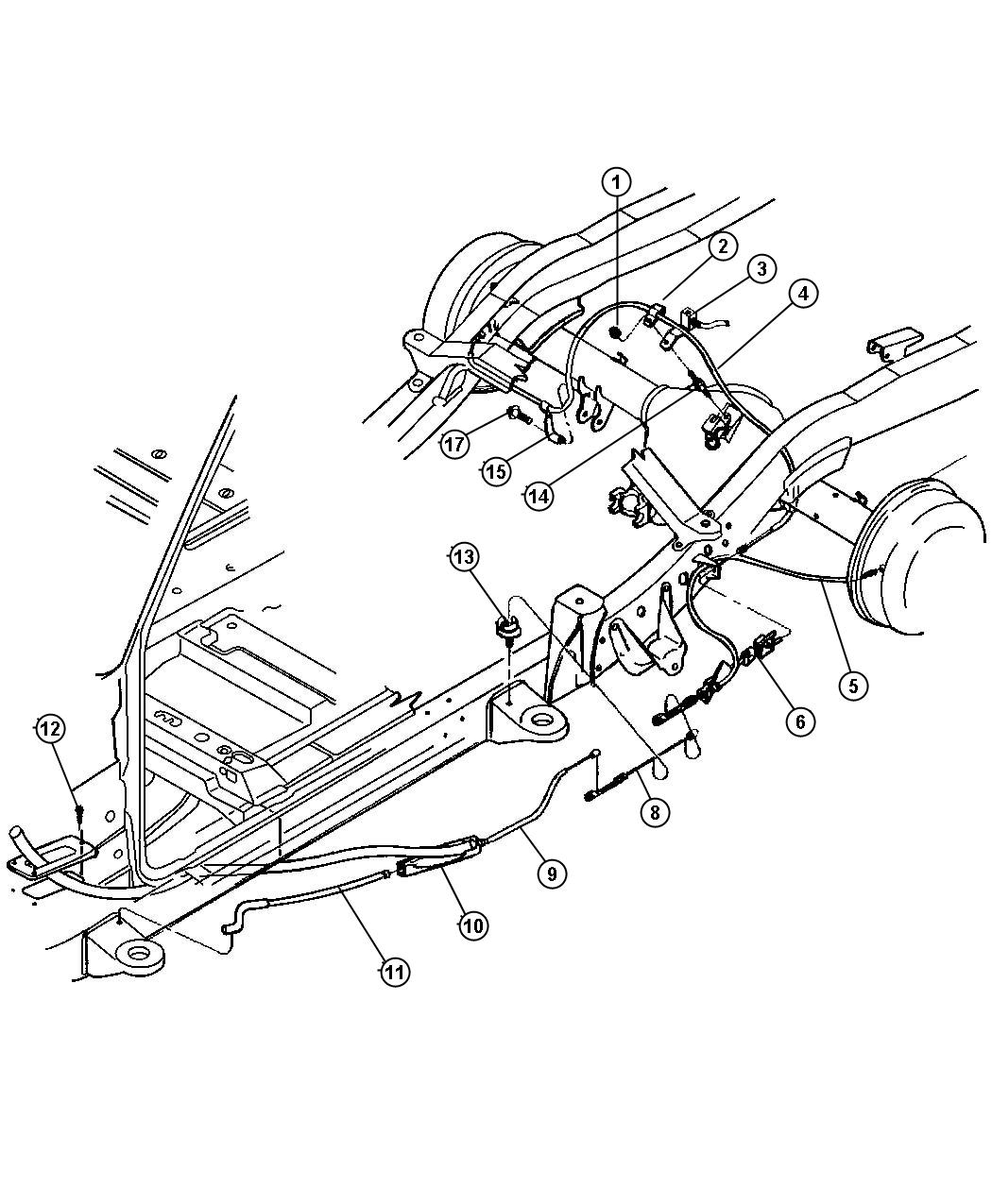 Dodge Dakota Front Disc Brake Diagram on Mercury Tracer Engine