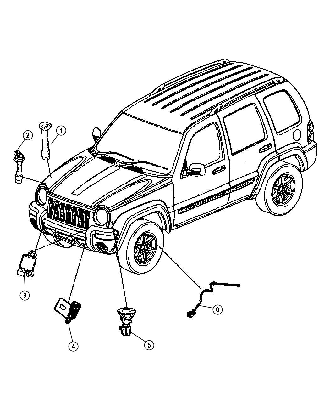 6 Duramax Coolant Temperature Sensor Location