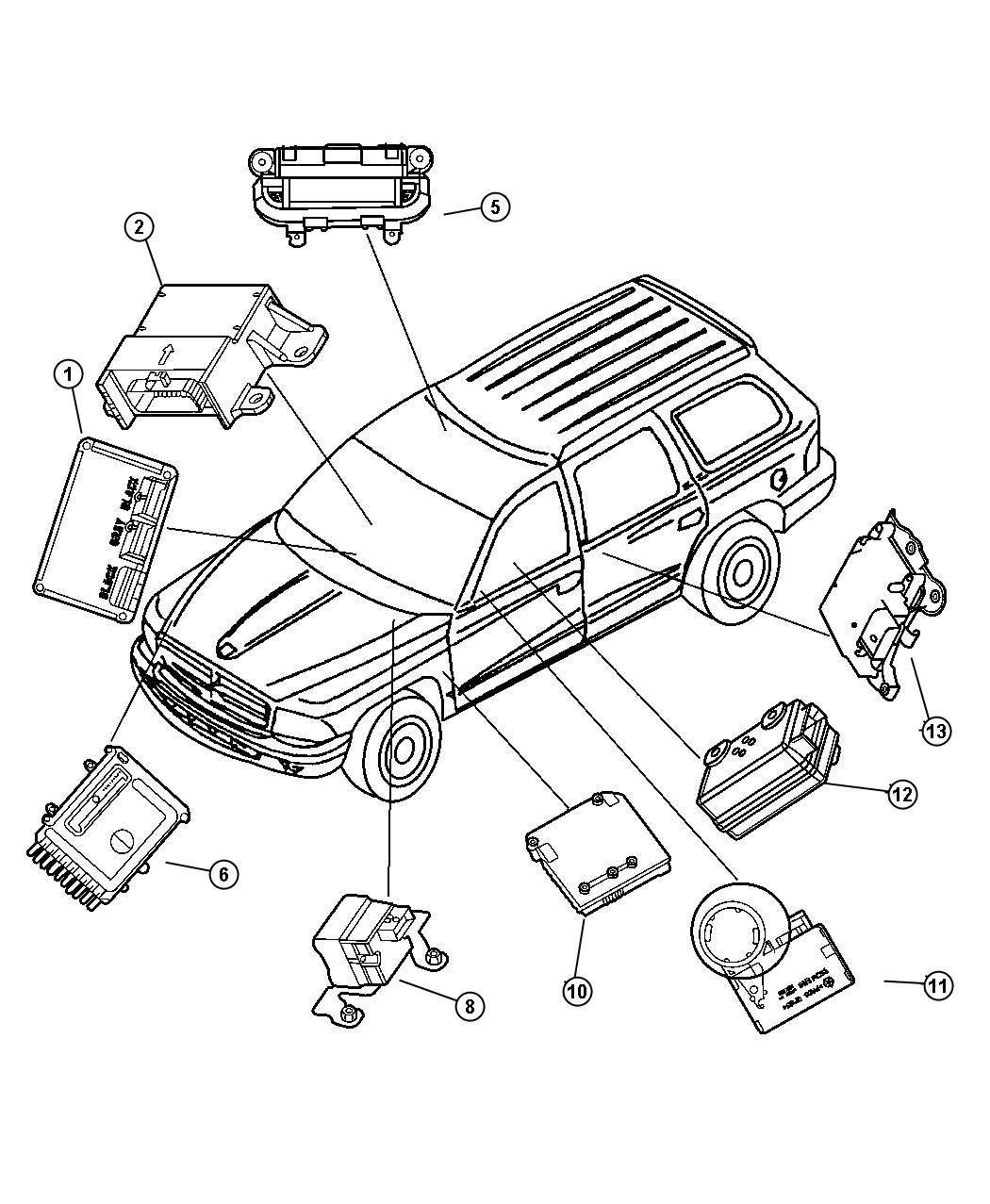 2005 dodge dakota transfer case diagram