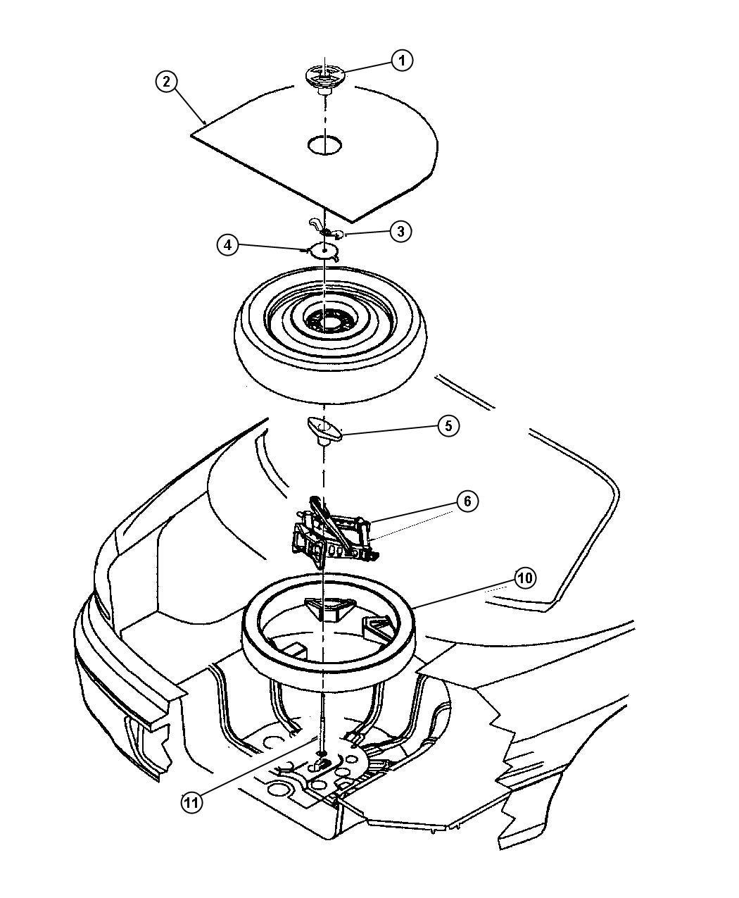 I on 1999 Chrysler Concorde Engine Diagram