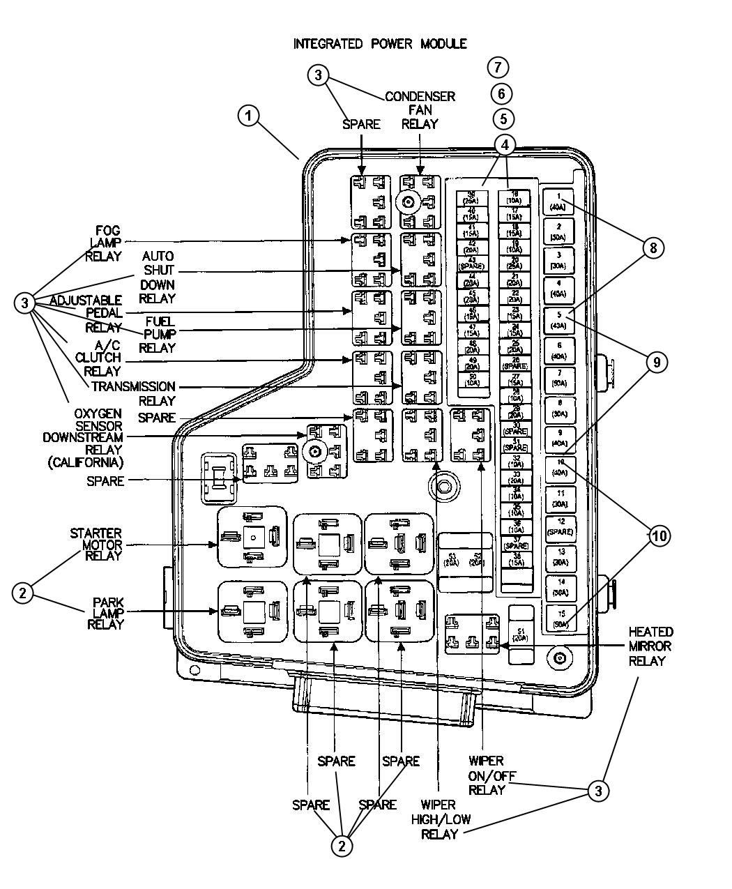 00i63485 2002 ram 1500 won't start!!! page 2 truck forum 2003 dodge ram fuse diagram at eliteediting.co