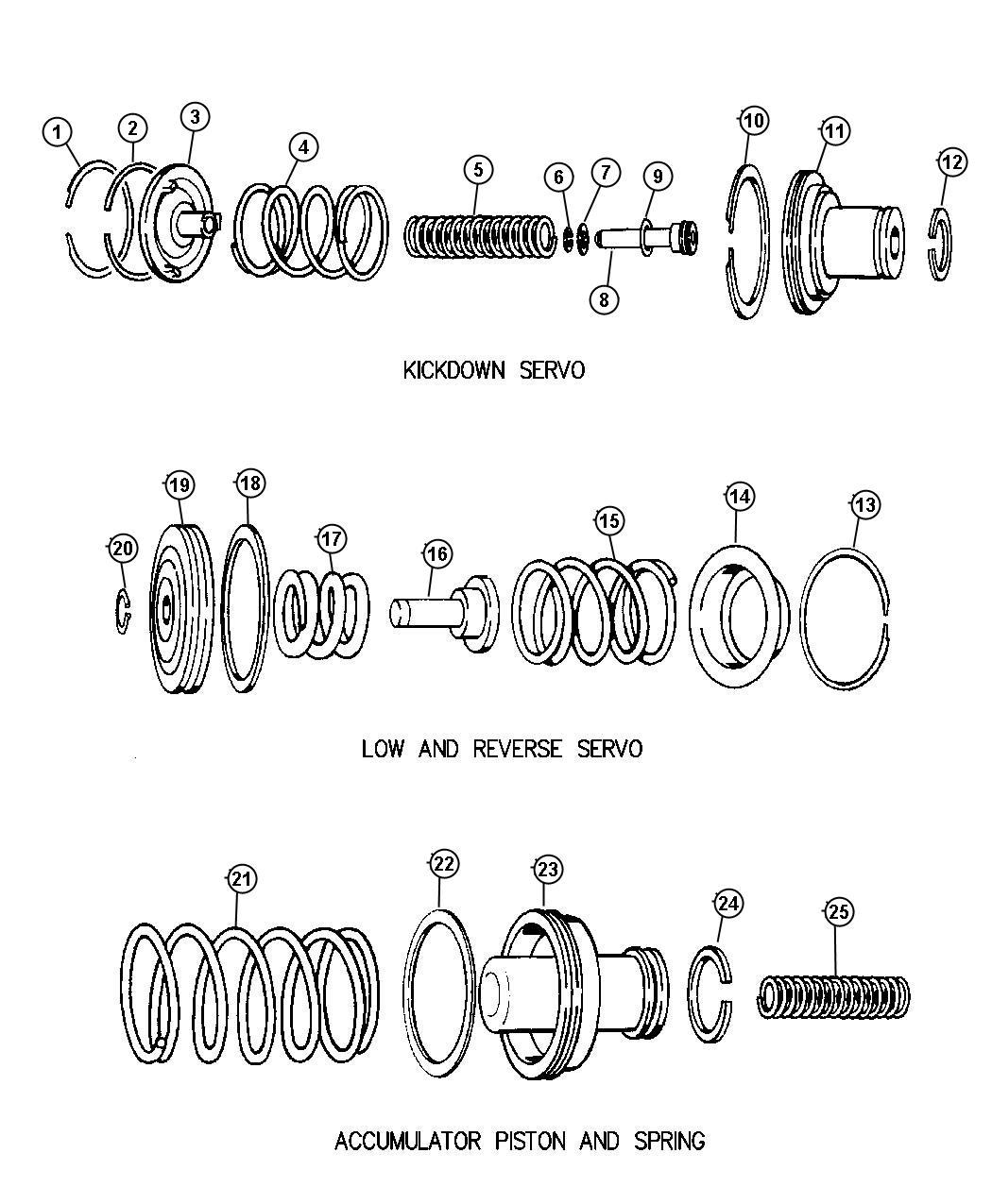 47re Transmission Diagram 47re Free Engine Image For