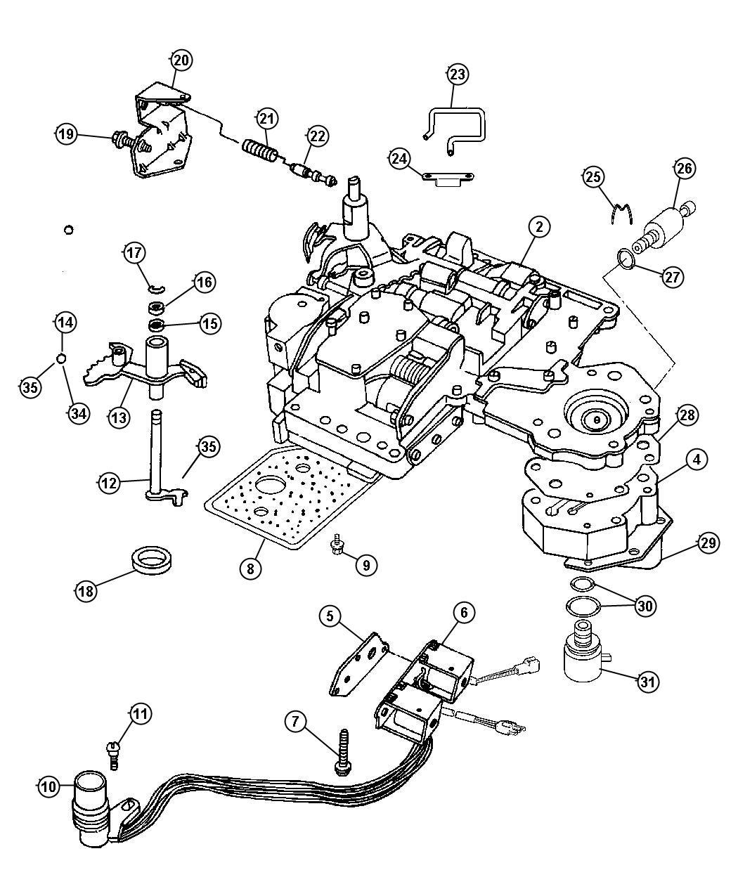 dodge journey transmission diagram  dodge  free engine