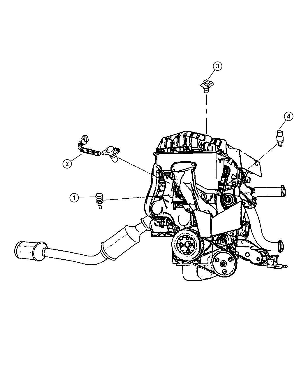 3 1l engine diagram sensor