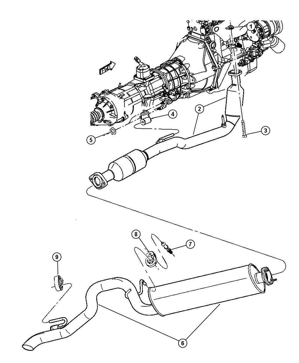 Jeep Liberty Exhaust Diagram on jeep jk engine
