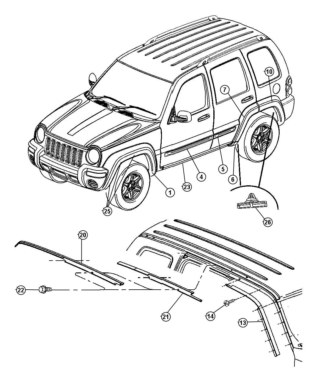 2003 toyota tacoma oem parts diagram html