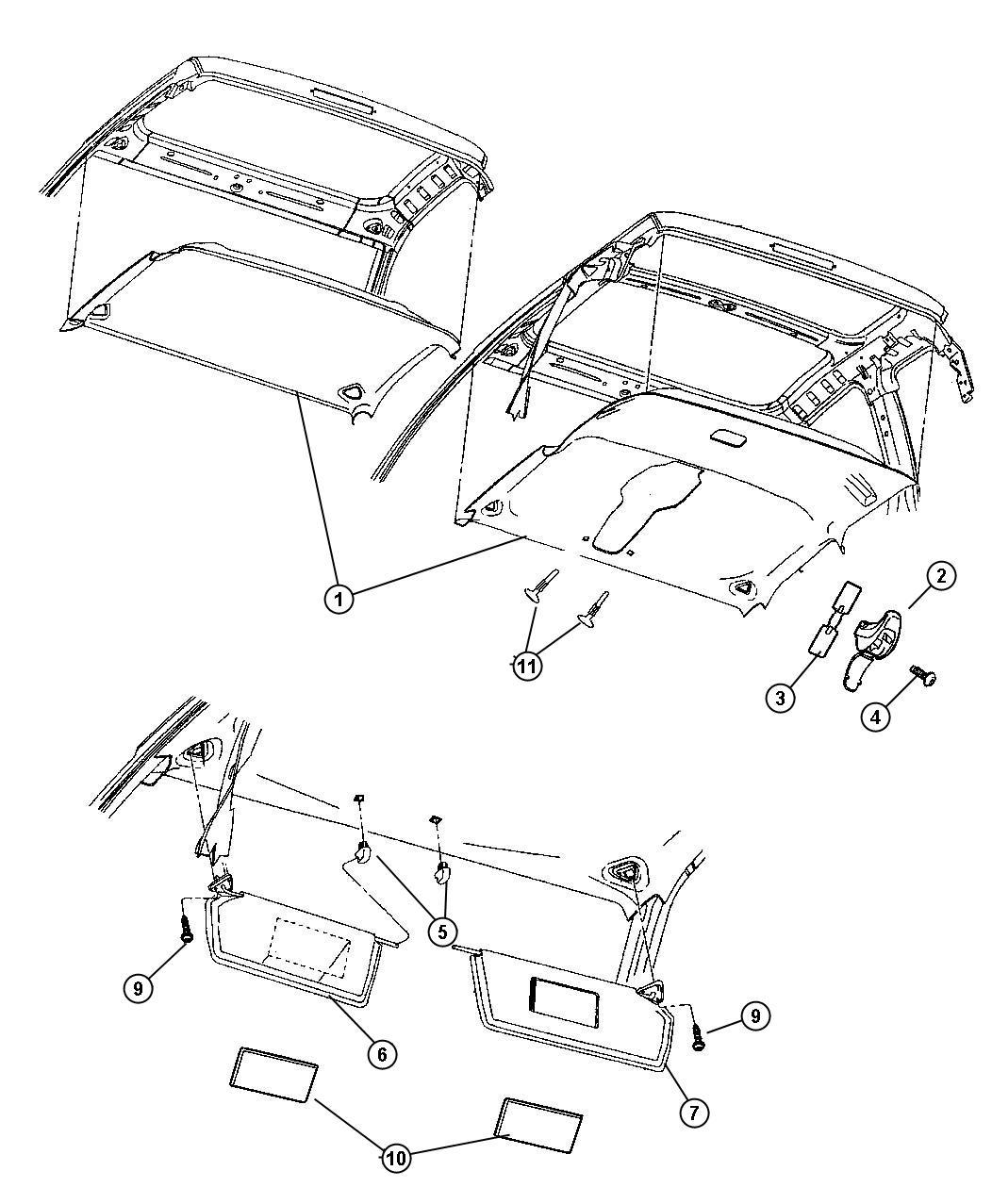 1992 jeep cherokee door latch diagram