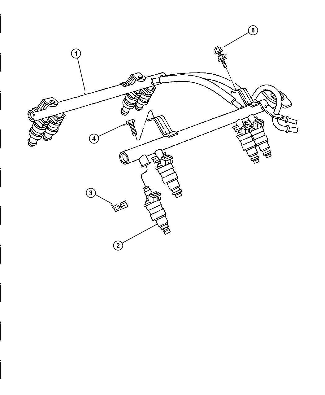 Ford 4 0 Engine Diagram Fuel Rail
