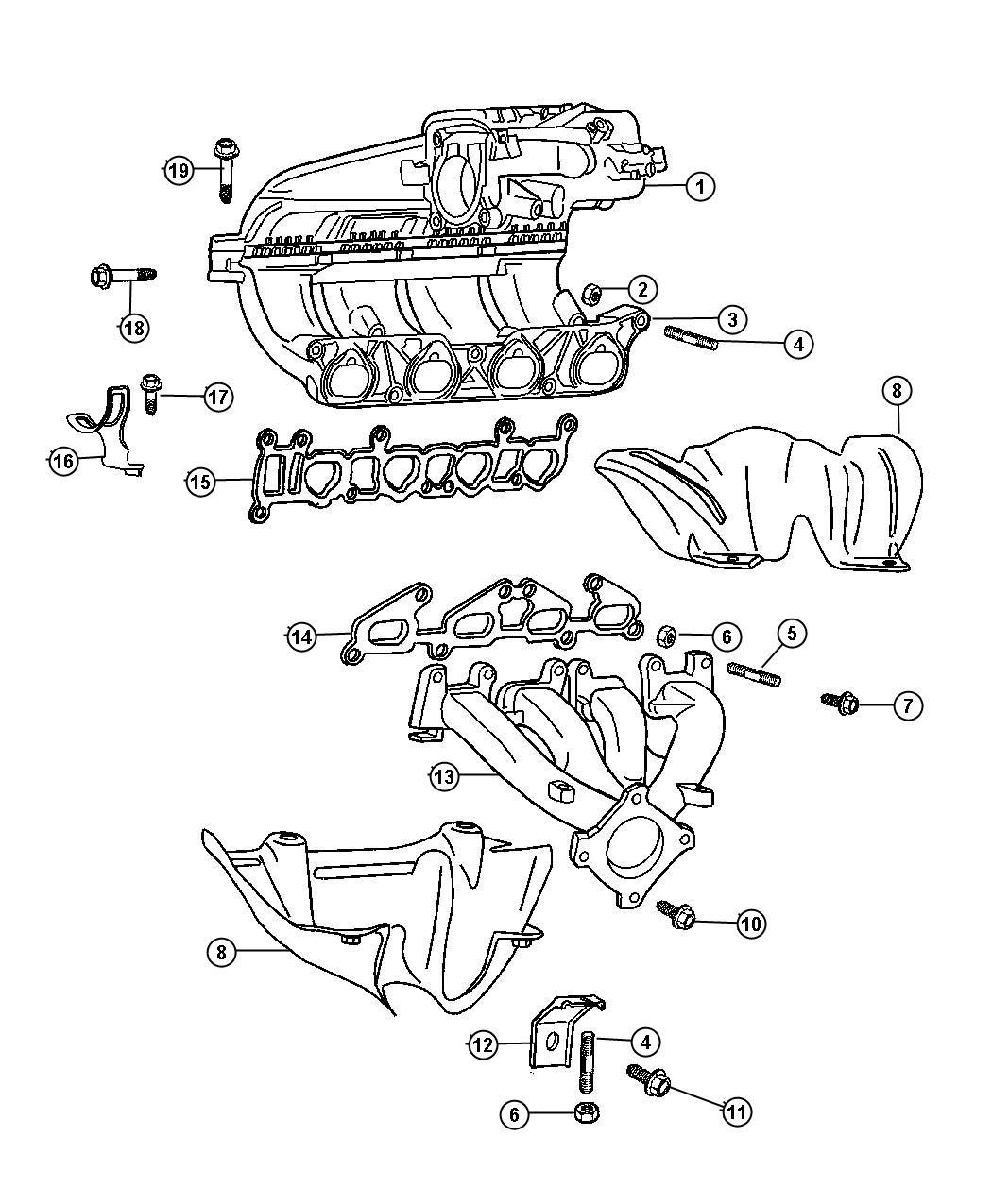 exhaust leak  manifold help - page 2