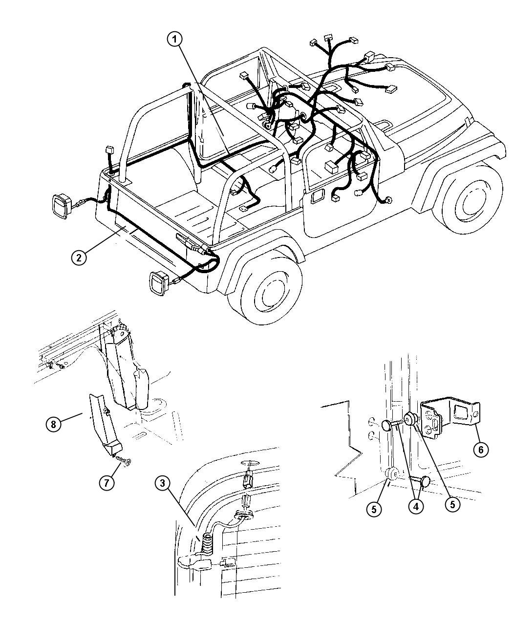 1975 jeep cj5 wiring diagram  jeep  wiring diagram gallery